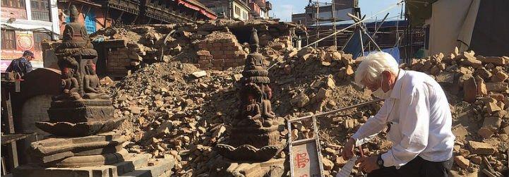 """Padre Ángel: """"Los niños de Nepal son las víctimas más débiles del terremoto"""""""