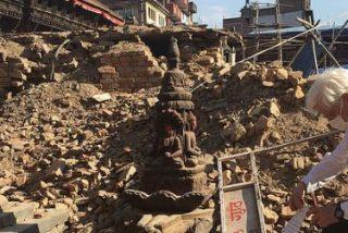 """Padre Ángel: """"La gente de Nepal necesita mucha ayuda y muy continuada"""""""