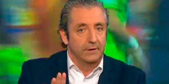 """Pedrerol dice que el """"problema"""" de Casillas """"es la prensa pelota"""": """"A ellos van dirigidos parte de los pitos"""""""