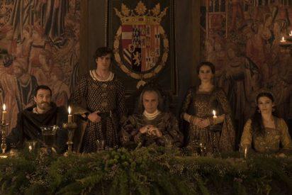 'La corona partida', la película que enlaza 'Isabel' y 'Carlos, Rey Emperador'