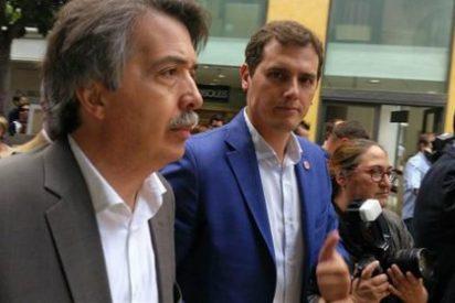 Rivera quiere pasar la escoba por Baleares y tirar a la basura... a todos los corruptos