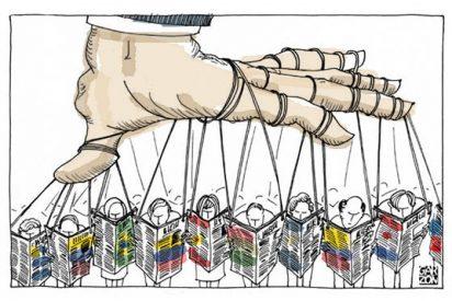 La Generalitat de Artur Mas da 7,2 millones a los medios catalanes adictos a la espera del 27-S