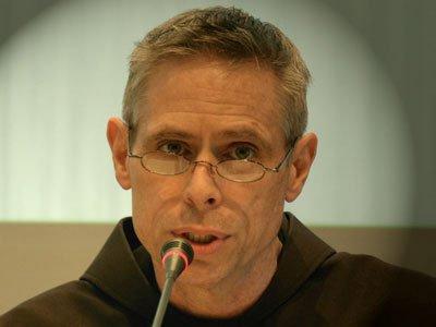 Michael Perry, reelegido ministro general de los franciscanos