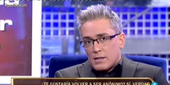 """Kiko Hernández se vende con el 'Polideluxe' y ofrece un espectáculo manipulador: """"¡Voy a ser padre!"""""""