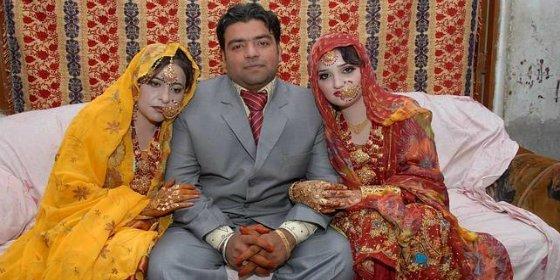Un marroquí quema viva a su esposa porque no le dejaba ser polígamo