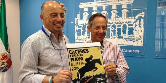 Cáceres acoge este fin de semana el LXXII Concurso Nacional de Saltos 'Ferias de Cáceres'