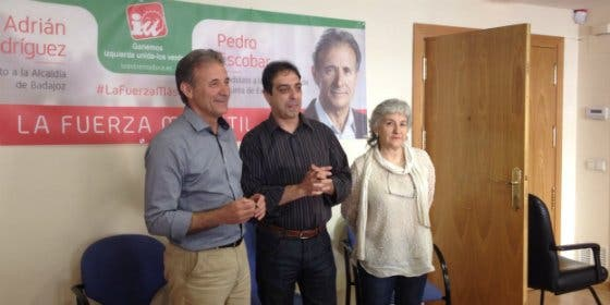 Pedro Escobar defiende la importancia estratégica de Badajoz