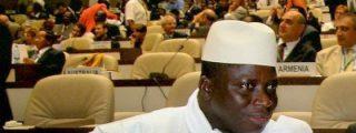 El presidente de Gambia le cortará personalmente el cuello a los homosexuales