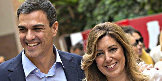 """Sara Medialdea: """"El PSOE no acepta pactos con el PP porque puede gobernar en Sevilla con una carambola"""""""