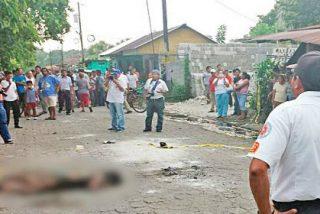 Una turba quema viva a la sicaria que asesinó a un taxista: