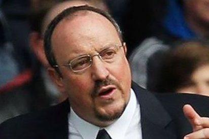 El mosqueo entre el agente de Benítez y el técnico del Liverpool
