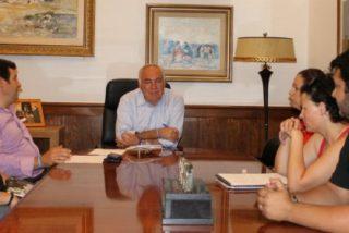 Pedro Acedo agradece a las protectoras de animales el trabajo realizado en Mérida