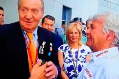 """Pérez de Rozas: """"La web de Sport también publicó lo del manotazo del Rey a Nico Abad, y no contrastaron conmigo, pese a que estaba en Jerez"""""""