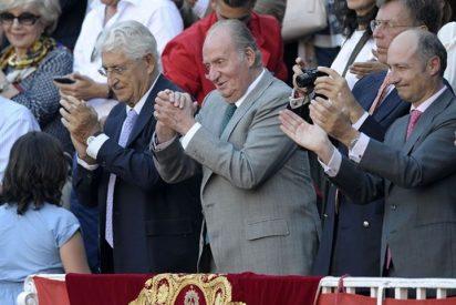 El Rey Juan Carlos repite tarde de toros de nuevo en las Ventas