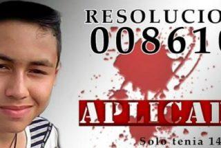 El policía que asesinó al niño por protestar contra Maduro se pasará 18 años entre rejas