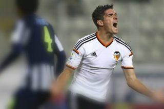El Valencia cederá a De Paul