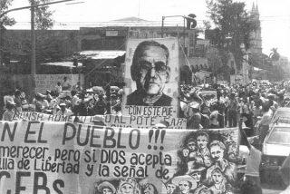 Romero, mártir por defender a los pobres