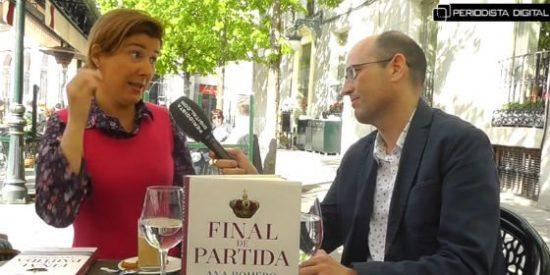 """Ana Romero: """"El rey Juan Carlos no entendió que España había cambiado y ya no era la misma"""""""