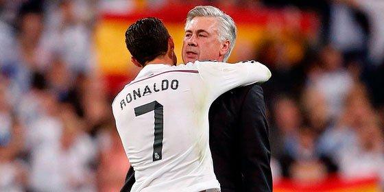 """Manolo Lama, sobre el tuit de Cristiano a favor de Ancelotti: """"Es un torpedo a la línea de flotación de Florentino Pérez"""""""