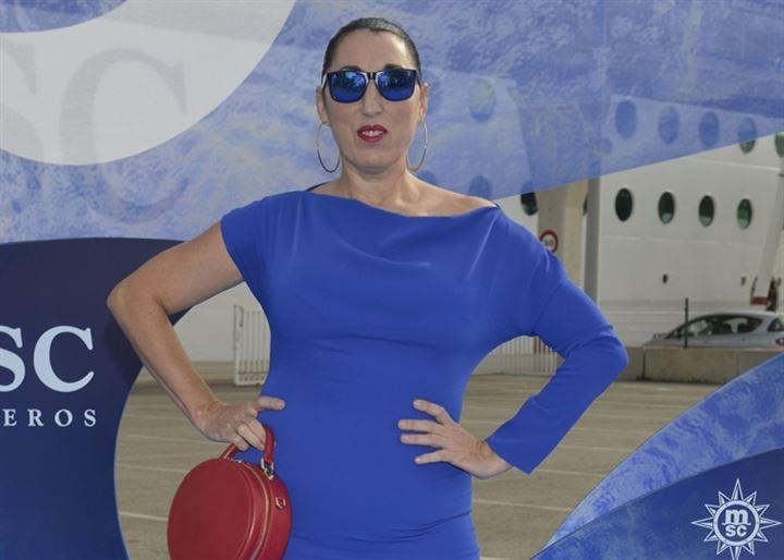 Cannes y su pasarela de modelos