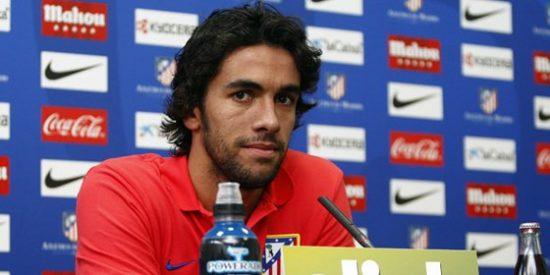 No quiere volver al Atlético de Madrid