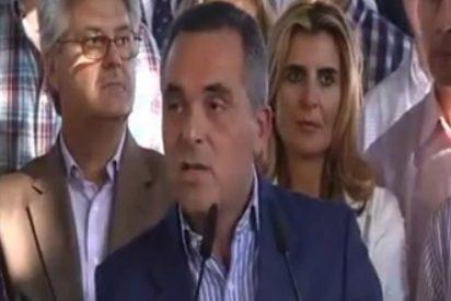 """Juan Bueno: """"El PP no le va a dar un cheque en blanco a Díaz, que solo aspira a mantenerse en el poder"""""""