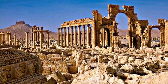 Los fanáticos del Estado Islámico se hacen con el control de la histórica ciudad de Palmira