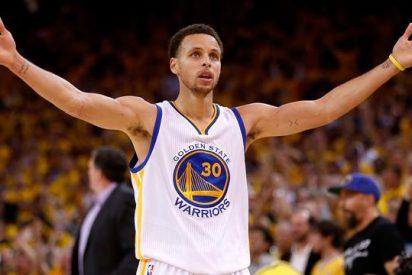 Los Warriors derrotan a los Rockets en el quinto partido (104-90) y se enfrentarán a los Cavaliers por el título de la NBA
