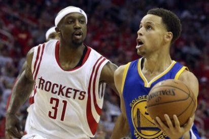 Curry destroza a los Rockets y pone a Warriors a un triunfo de la final de la NBA