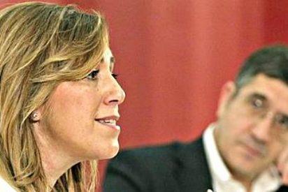 Patxi López y Susana Díaz a leche limpia a cuenta de los pactos con Podemos