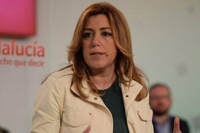"""Susana Díaz: """"El domingo le vamos a dar la noche a Rajoy"""""""