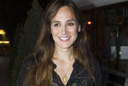 Tamara Falcó inaugura una terraza de verano en La Moraleja