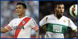 El Sevilla encarrila el fichaje de dos delanteros