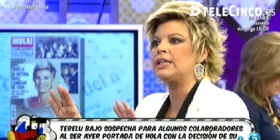 """El inmenso cabreo de Terelu Campos contra 'Lecturas': """"¡Lo han hecho con maldad!"""""""