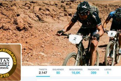 El ciclista desaparecido en la Titan Desert, David Moyano, está en perfectas condiciones
