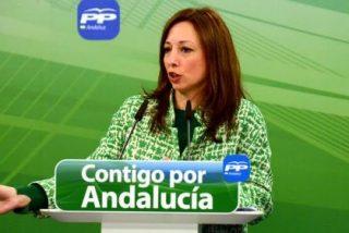 """Patricia Navarro: """"El PP-A demuestra su resistencia electoral y asume el mandato de los ciudadanos para dialogar"""""""