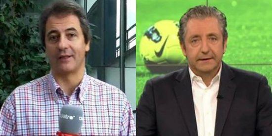 """El pique de Manolo Lama con Pedrerol a cuenta de una exclusiva sobre Casillas: """"Al portavoz de Florentino le han engañado"""""""