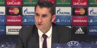 "Valverde: ""Messi ha sido fulgurante e increíble"""