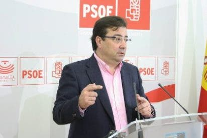 """Fernández Vara: """"Monago no se entera de que la verdadera realidad de Extremadura no está en los gimnasios, sino en la pobreza"""""""
