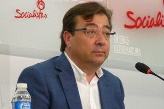 Fernández Vara insta a los extremeños a pasar la triste página de estos cuatro años