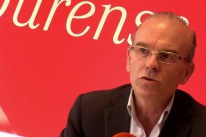 """Vázquez Barquero (PSOE), tras ser imputado, afirma que sigue porque """"pesa más la responsabilidad que coherencia"""""""