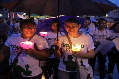 La otra vigilia en honor de Romero de las Comunidades de base