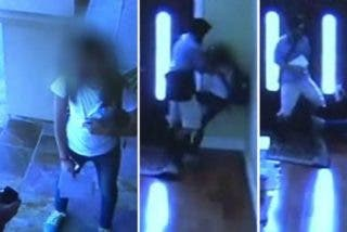 [Vídeo] Así se defiende de un violador una niña de 13 años en su propia casa