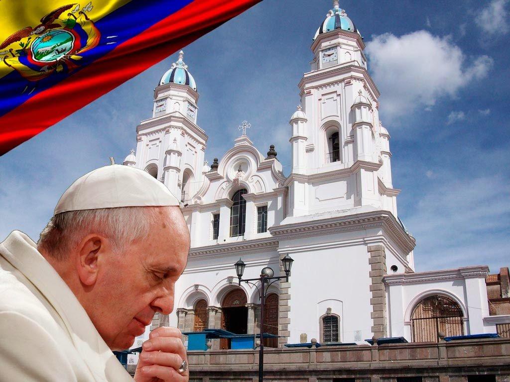 Roma cambia la ubicación de la misa papal en Guayaquil
