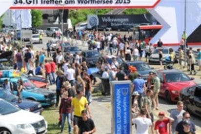 El 34º Encuentro GTI en Wörthersee fue una gran fiesta