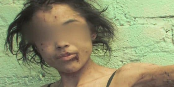 """La joven esclavizada en una tintorería encadenada a una plancha: """"No tenía miedo"""""""