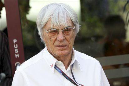 """Bernie Ecclestone: """"Estos motores son lo más estúpido que le ha pasado a la F1"""""""