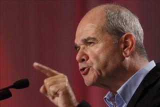 El líder del PP-A abronca a Rivera por apuntarse el tanto de Chaves