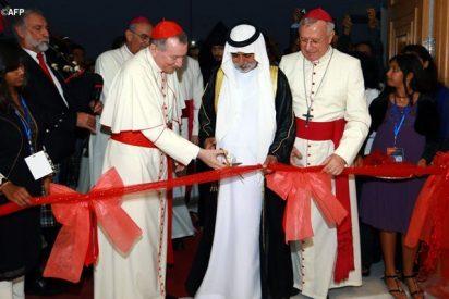 El cardenal Parolin inaugura un templo católico en Abu Dhabi