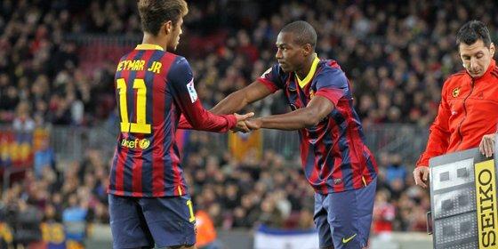 El delantero no quiere continuar en el Barcelona y podría fichar por un equipo de LAOTRALIGA